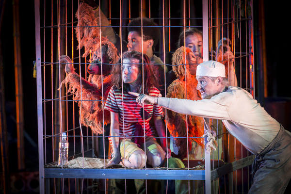 Photos: Welcome to the Jungle! First Look at RUNNING WILD at Regent's Park Open Air Theatre