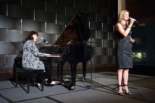 Ann Hampton Callaway and Kelli O'Hara