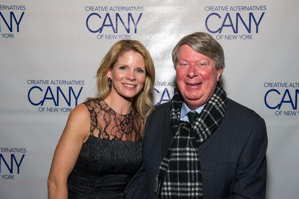 Kelli O'Hara and Andre Bishop