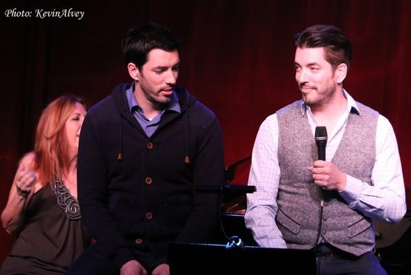 Drew Scott and Jonathan Scott
