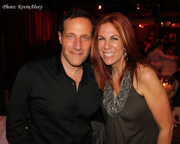 Jim Brickman and Victoria Shaw Photo