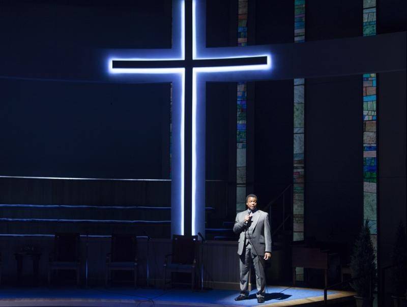 BWW Review: Audiences Rejoice for THE CHRISTIANS at the Alley