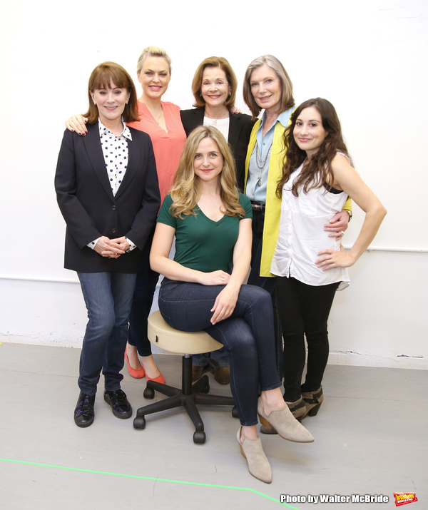 Patricia Richardson, Elaine Hendrix, Clea Alsip, Jessica Walter, Susan Sullivan, and Lucy DeVito
