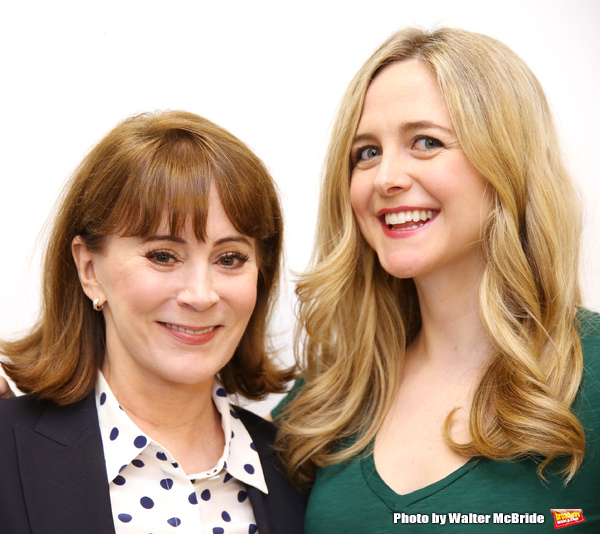 Patricia Richardson and Clea Alsip