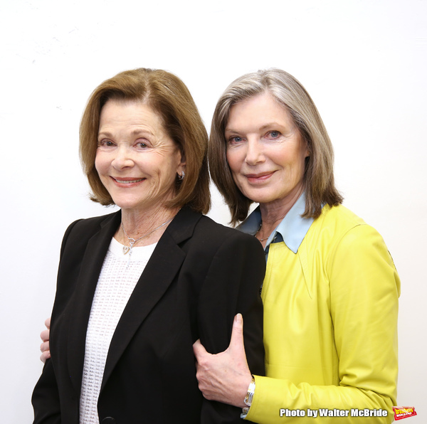 Jessica Walter and Susan Sullivan