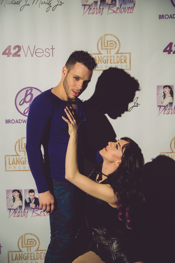 Photo Flash: Lena Hall, Robin De Jesus & More Pay Tribute to Prince at 42West