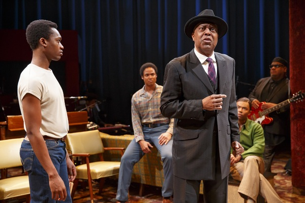Photo Flash: First Look at Stew & Heidi Rodewald's New Musical THE TOTAL BENT at The Public Theater