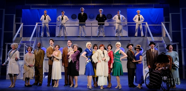 Photo Flash: First Look at Ocean State Theatre's ANYTHING GOES