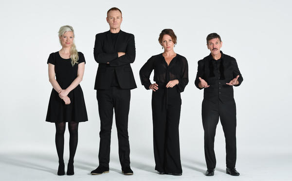 Photo Flash: Meet the Cast of the FAWLTY TOWERS - LIVE ON STAGE Australian Tour