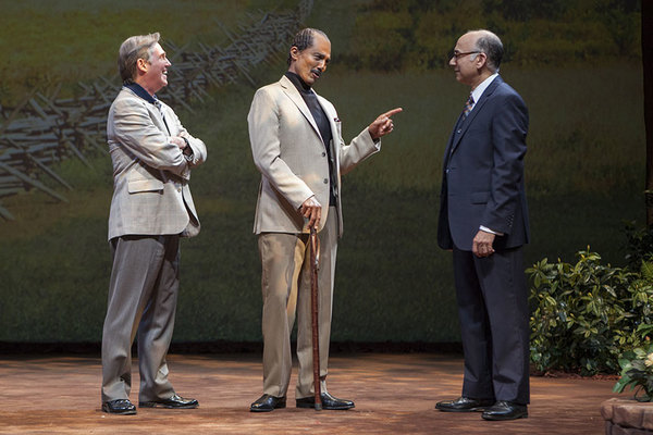 Photo Flash: First Look at CAMP DAVID at The Old Globe