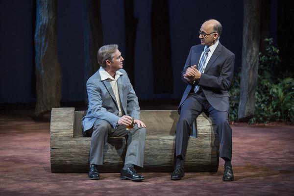 Richard Thomas and Ned Eisenberg  Photo