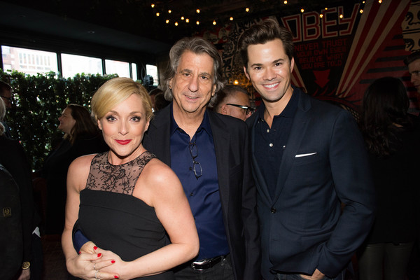 Photo Flash: SHE LOVES ME Stars Celebrate David Rockwell's 20th Broadway Set Design