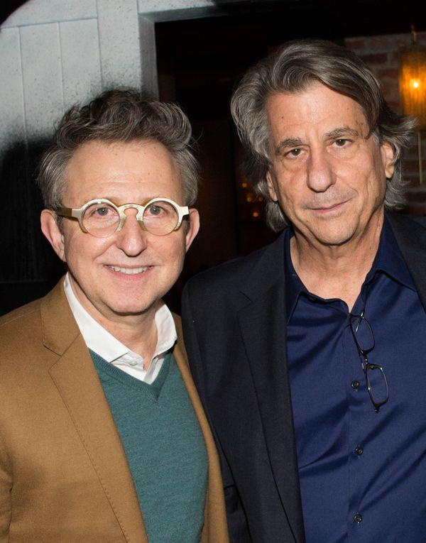 Thomas Schumacher and David Rockwell