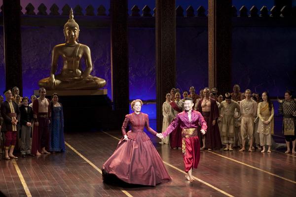Photo Flash: THE KING AND I Welcomes Marin Mazzie & Daniel Dae Kim to Broadway!
