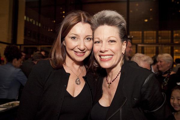 Donna Murphy, Marin Mazzie