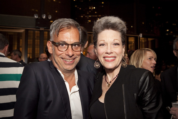 Joe Mantello, Marin Mazzie