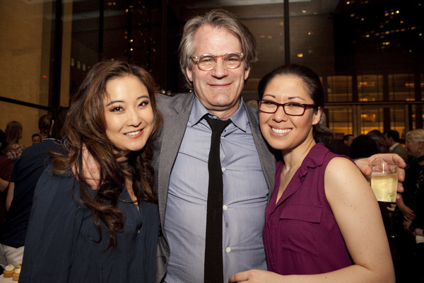 Ashley Park, Bartlett Sher, Ruthie Ann Miles