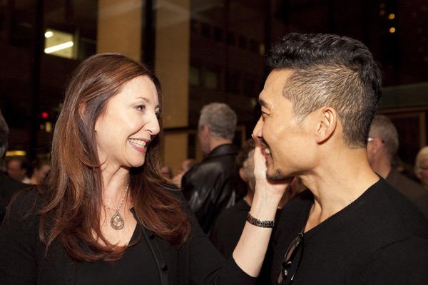 Donna Murphy, Daniel Dae Kim