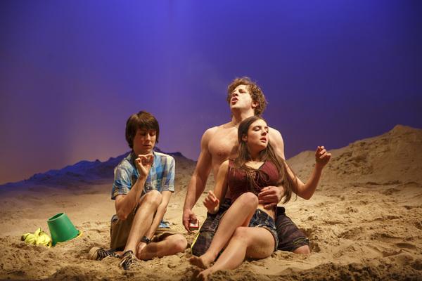 Owen Campbell, Joe Tippett & Elise Kibler