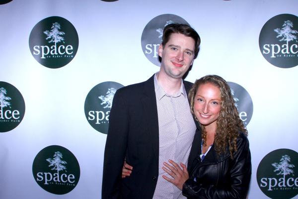 Will Rogers and Rebecca Simone