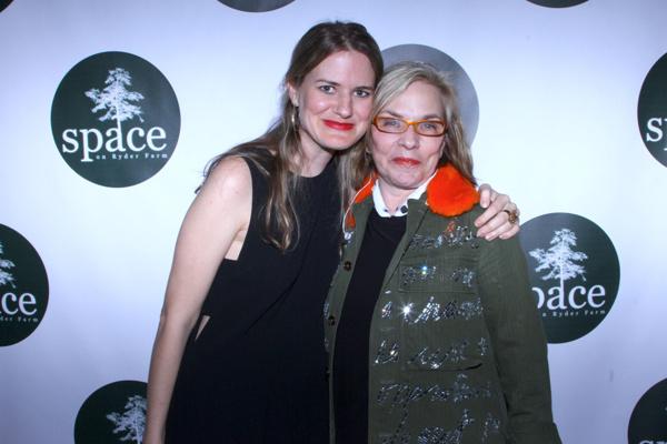 Emily Simoness and Marsha Norman