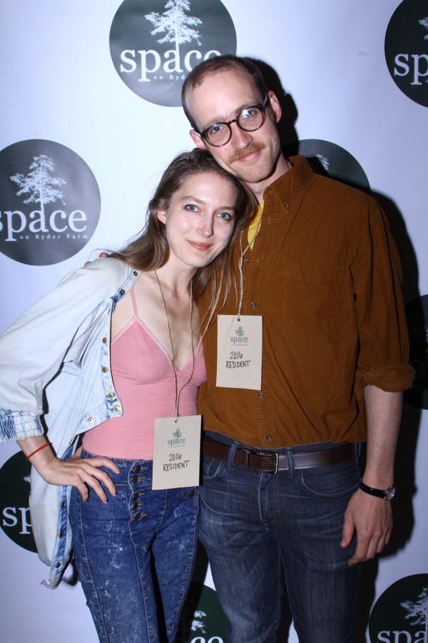 Clare Barron and Alex Borinsky