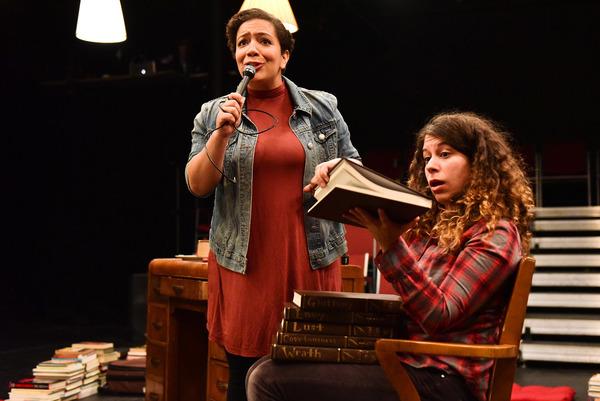 Sasha Smith and Dana Omar Photo