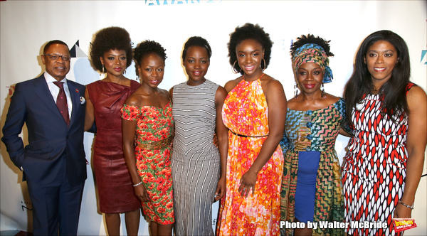 Photos: On the Red Carpet at the 2016 Drama League Awards