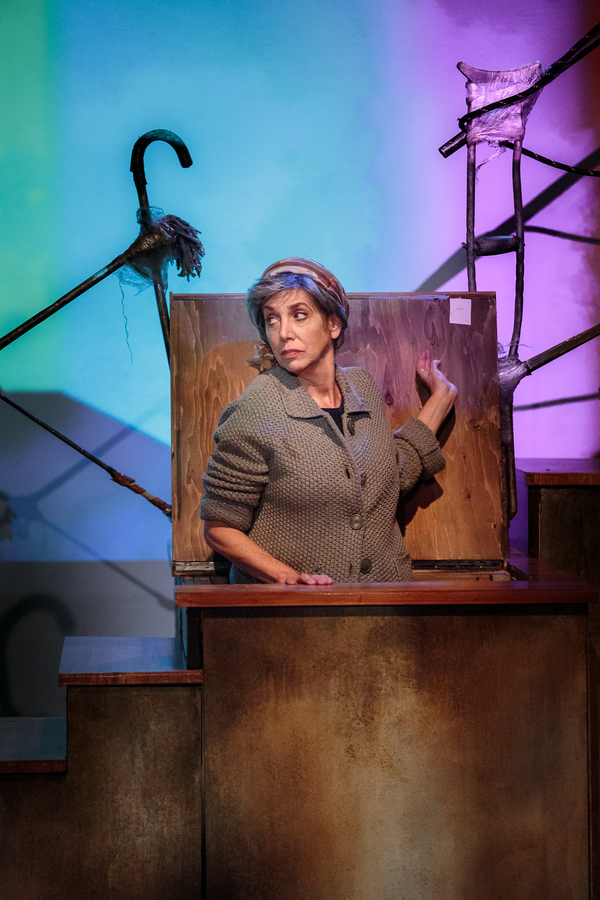 Photo Flash: First Look at Thornton Wilder's THE SKIN OF OUR TEETH at Artists Rep