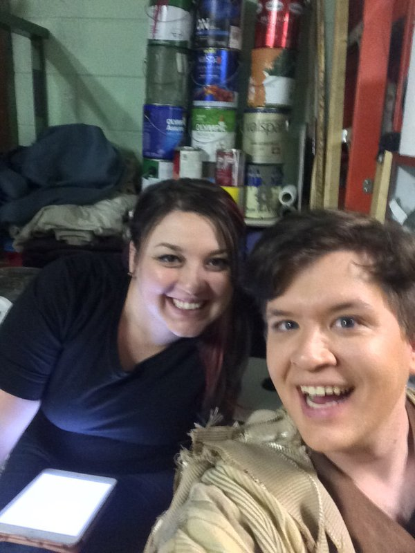 Photos: AMERICAN PSYCHO, TUCK, and More Take Saturday Intermission Pics!