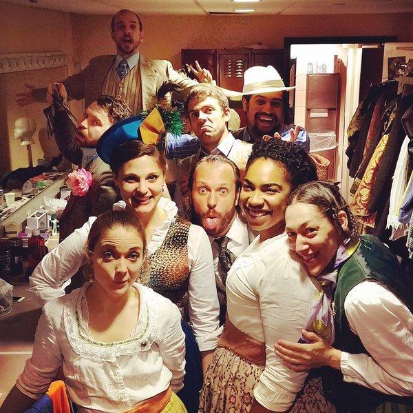 "(American Shakespeare Center) @shakespearectr: ""American Shakespeare Center's cast of Oscar Wilde's THE IMPORTANCE OF BEING EARNEST thru 6/12 #SIP @BroadwayWorld"""