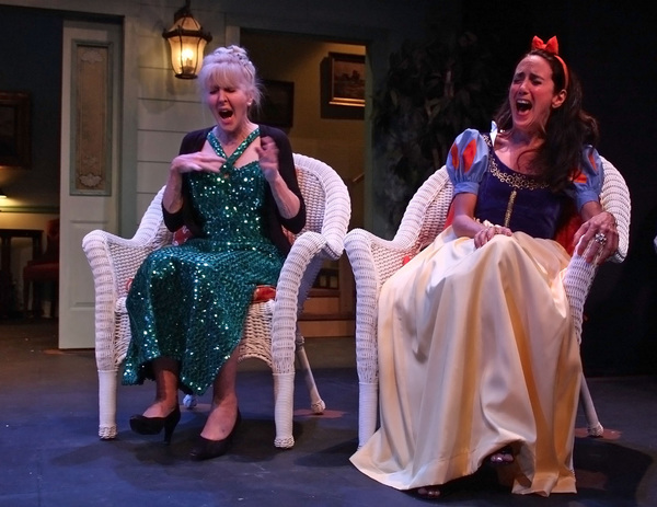 Photos: Hampton Theatre's VANYA AND SONIA AND MASHA AND SPIKE In Rehearsals