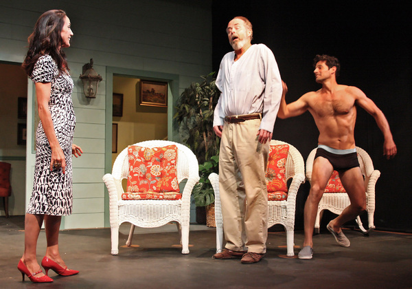 Rosemary Cline, Andrew Botsford, and Eduardo Ramos Photo
