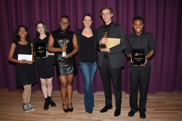 Templar Wright, Sophia Condon, Sarafina Morency, Shannon Lewis, Alexander Pacella and Justin Sturgis