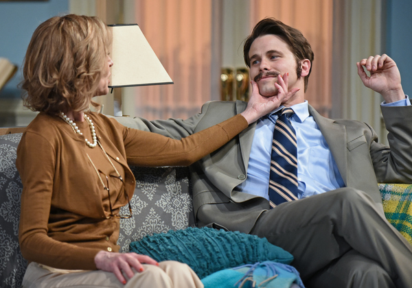 Christine Lahti and Jason Ritter.
