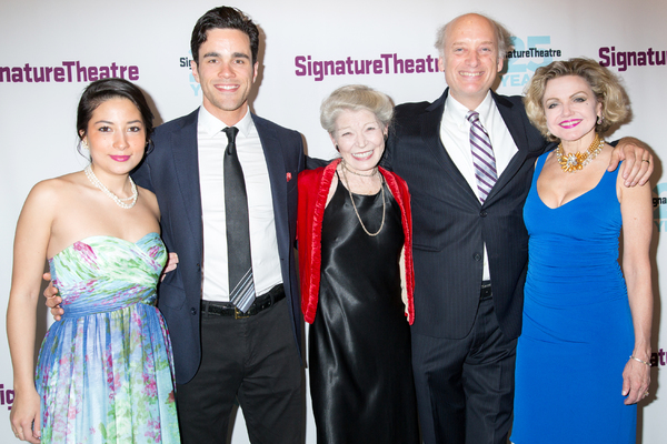 Melody Giron, Ryan-James Hatanaka, Phyllis Somerville, Frank Wood, Alison Fraser