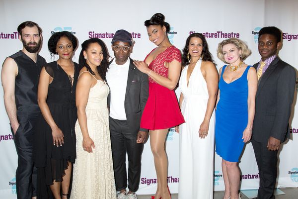 Nicholas Bruder, April Matthis, Crystal Dickinson, Sahr Ngaujah, Pia Glenn, January LaVoy, Alison Fraser, Mikeah Ernest Jennings