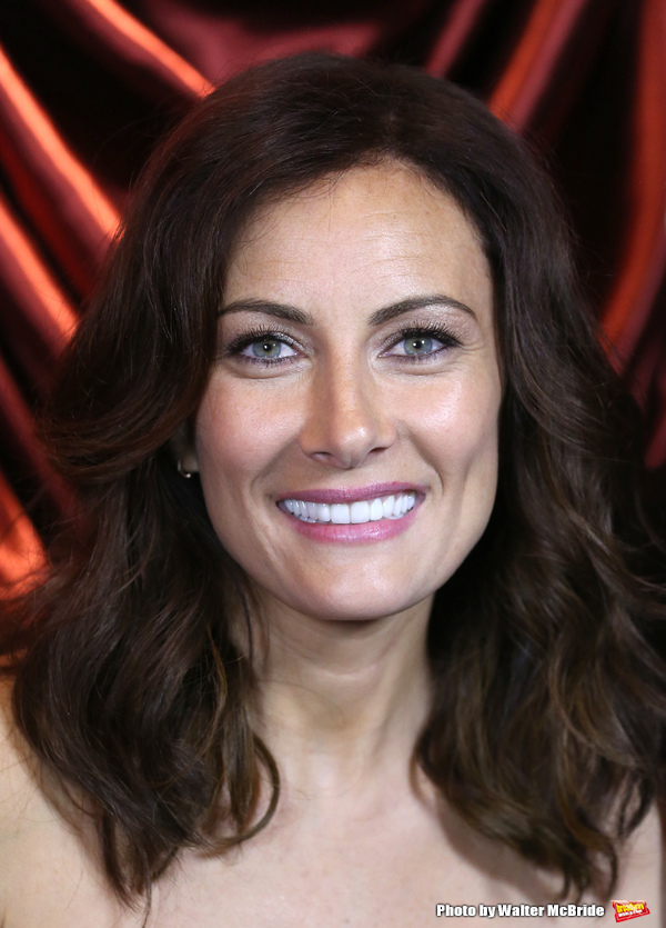 Photo Coverage: Meet the Nominees- SHE LOVES ME's Laura Benanti