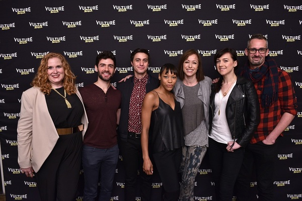 Julie James, Adam Kantor, Gideon Glick, Nikki M. James, Paige Davis, Lena Hall, Ben Cameron