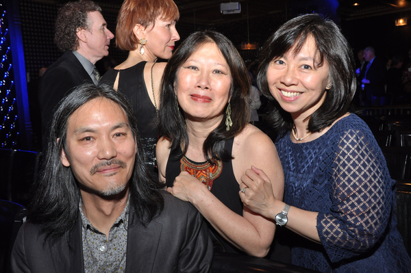 James Lo, Susan Tsu, Amy Chin Photo