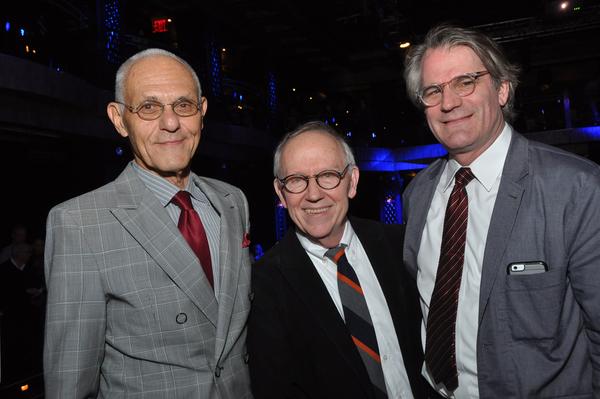 Mel Weingart, Michael Yeargan, Bartlett Sher