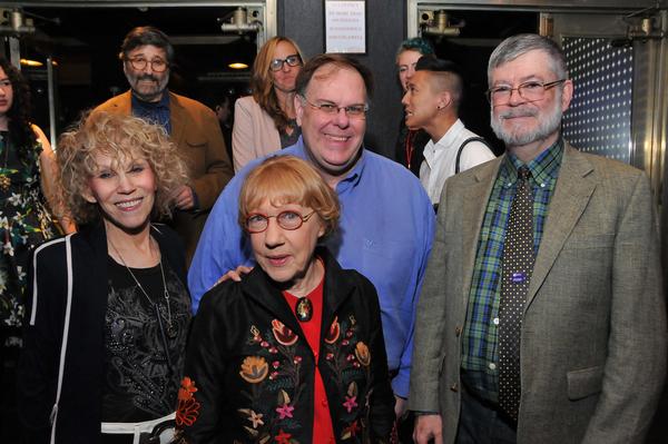 Carrie Robbins, Liz Covey, Gregg Barnes, Campbell Baird
