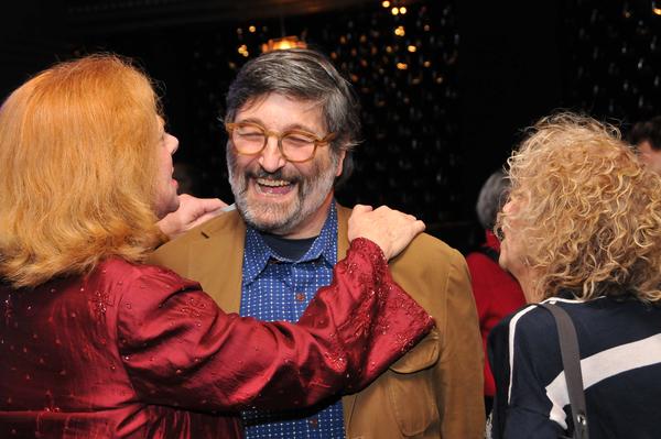 Photos: Inside the 2016 TDF/Irene Sharaff Awards, Honoring Michael Yeargan, Susan Tsu & More