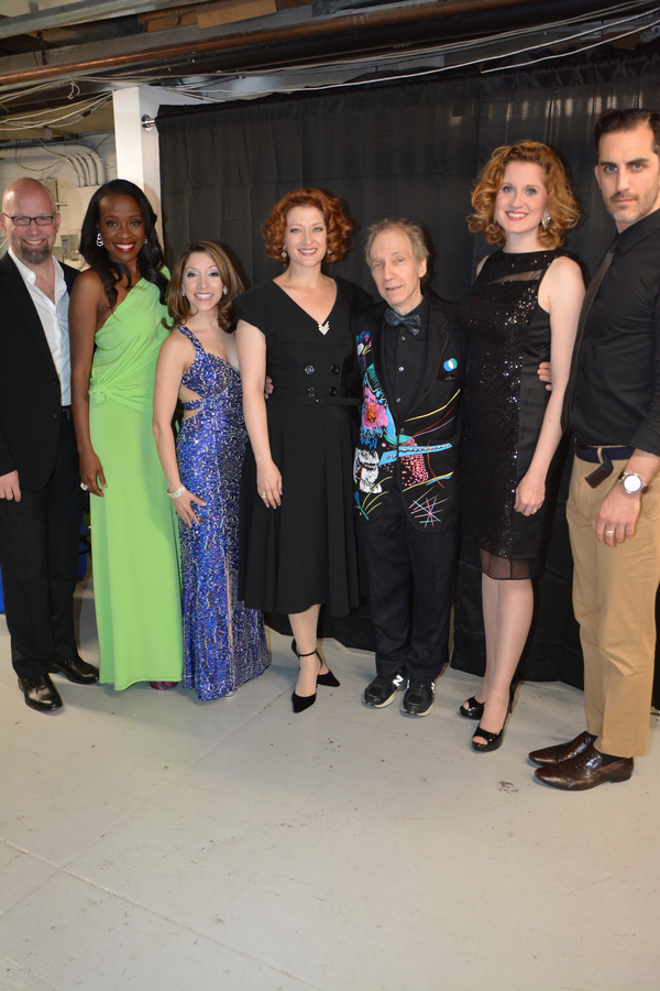 Photos: Christiane Noll, Christina Bianco & More Sing the Musicals of the 60s at BROADWAY BY THE YEARS