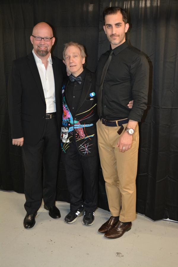 Scott Coulter, Scott Siegel and Cooper Grodin