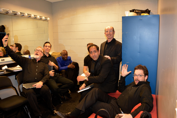 Ames Adamson, Marc Levasseur, Aaron Lee Battle, Brian Cade, James Rana, Everett Quint Photo