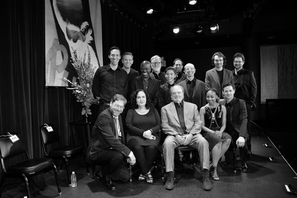 David Staller, Marc Levasseur, Brian Cade, Aaron Lee Battle, Ames Adamson, Bonale Fam Photo