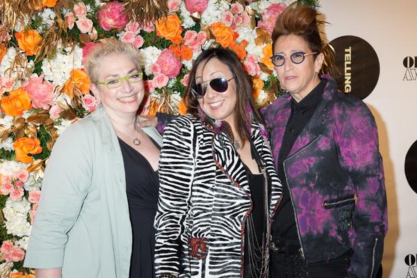 Debra Barsha, Kate Rigg, Maggie Cassella