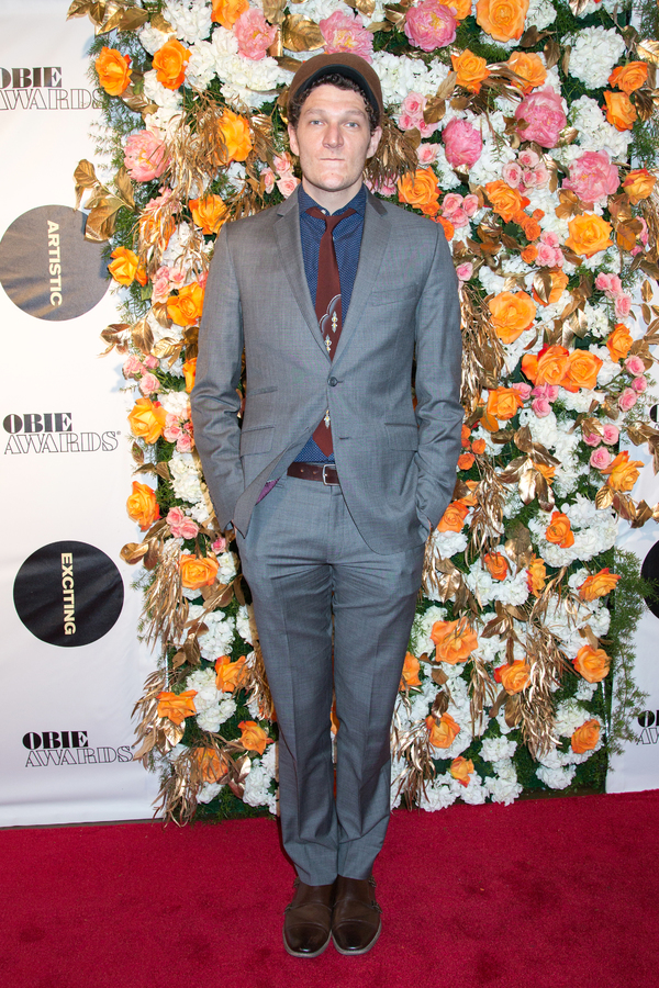Photo Coverage: On the Red Carpet for the 61st Annual Obie Awards!