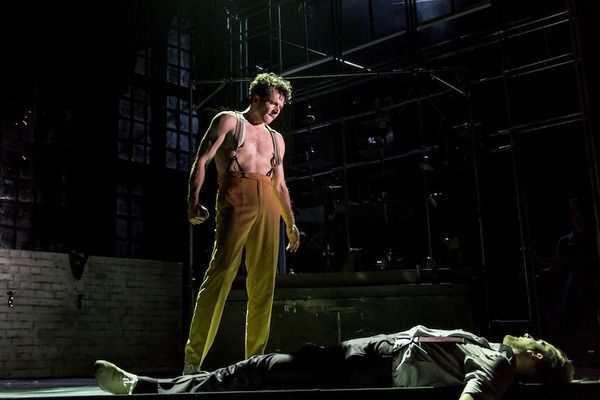 Photos: New Dance Thriller JEKYLL & HYDE Opens at the Old Vic